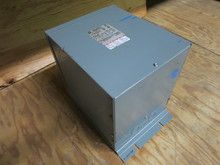 Square D 10 kVA 480/240 to 120/240 10S1F Single Phase Transformer 3R/Rainproof. See more pictures details at http://ift.tt/1OzA8kC