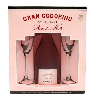 O Grupo Codorníu elabora e distribui cavas e vinhos de qualidade, sendo o líder de vendas no mercado espanhol de cavas. É internacionalmente reconhecido como autoridade em viticultura e vinicultura. É o maior proprietário de vinhedos na Espanha (mais de 3000 hectares), possuindo inúmeras bodegas.Sobre o CavaGran Codorniu Pinot Noir Rosé Vintage- Conteúdo:Disponível em garrafas de 750ml- Tipo:Espumante RoséElaboração- Castas: Pinot Noir- Teor Alcoólico:12%Produtor- País:Espanha…