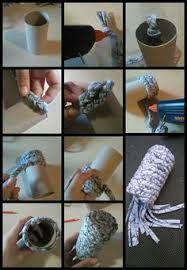 Resultado de imagen para juguetes para gatos hechos a mano