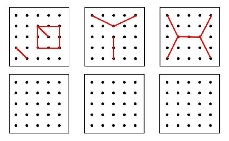 Reproduction sur réseau pointé