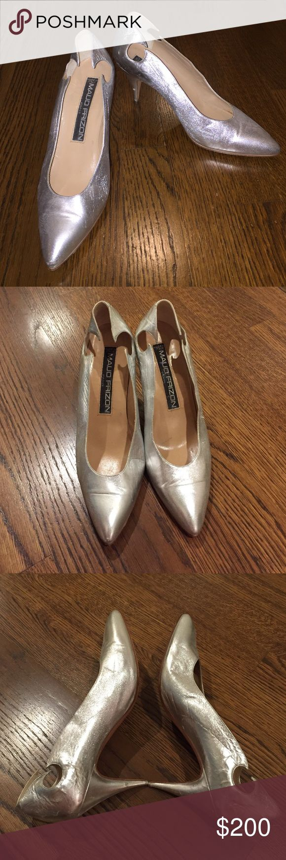 Vintage Maud Frizon Paris Heels Never worn! Vintage high end Maud Frizon. Maud Frizon Paris Shoes Heels