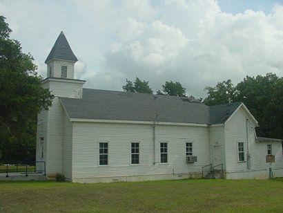 Corinth Baptist Church, Schulenburg, Texas