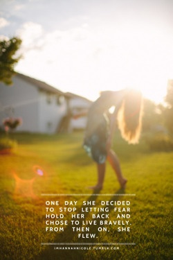 One day she decided...Life Quotes, God Plans, Sweets Quotes, Living Brave, Funny Quotes, A Tattoo, Love Quotes, Inspiration Quotes, True Stories
