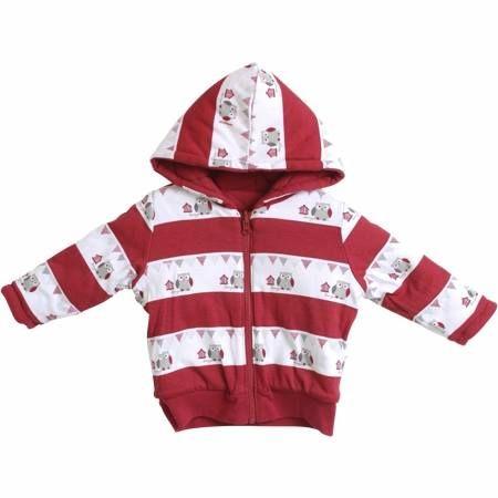 "Sooki Baby ""Owl Bunting"" Reversible jacket http://www.kiddycouture.co.nz/brands-1/sooki-baby/sookibaby-owl-bunting-reversible-hooded-jacket"