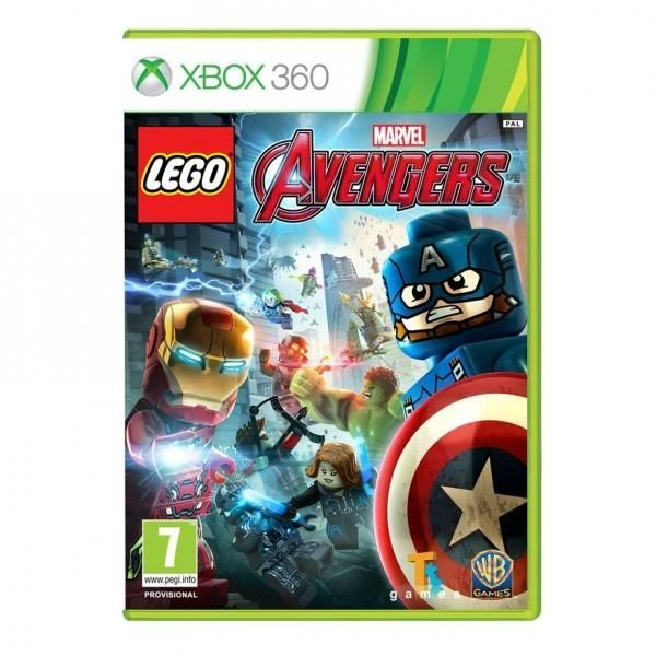 Lego Marvel Avengers Xbox 360 Game | http://gamesactions.com shares #new #latest #videogames #games for #pc #psp #ps3 #wii #xbox #nintendo #3ds - Visit to grab an amazing super hero shirt now on sale!