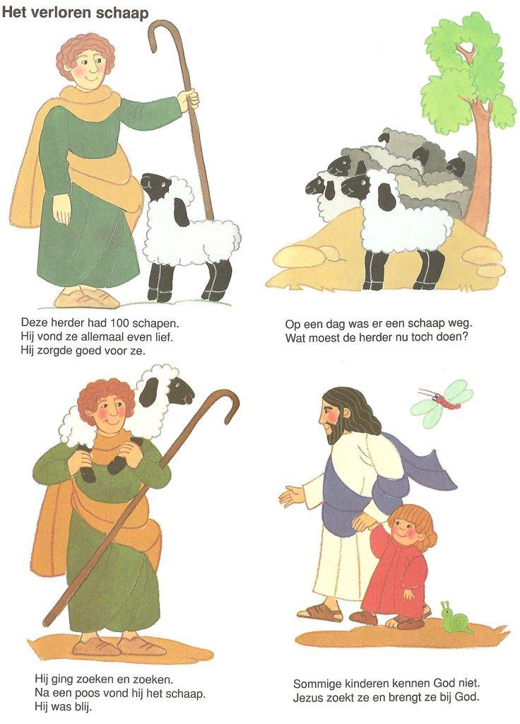 gelijkenis het verloren schaap