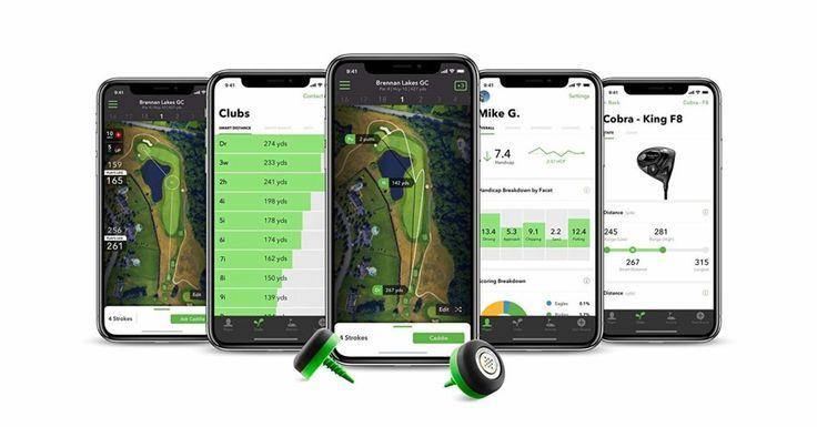 32++ Arccos caddie golf game tracking system ideas