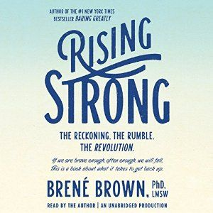 60 best audio books i recommend images on pinterest audio books amazon rising strong audible audio edition bren brown random fandeluxe Image collections