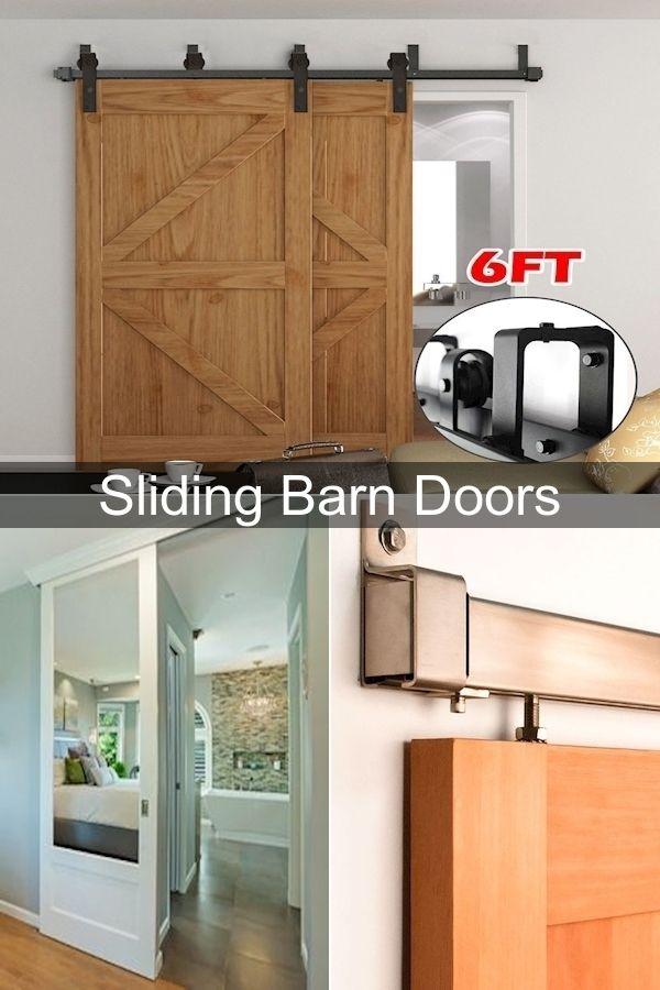 Barn Door Bathroom Doors Interior Door Replacement In 2020 Interior Barn Doors Barn Doors Sliding Barn Door