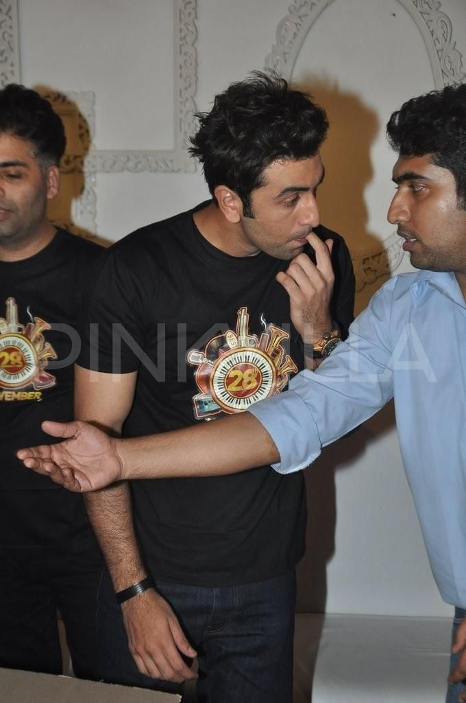 Here's how the Bombay Velvet team wrapped up their movie   PINKVILLA