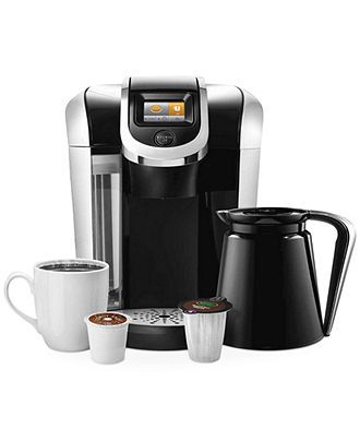 Keurig 2.0 K450 brewer — the fastest way to get up and on your way