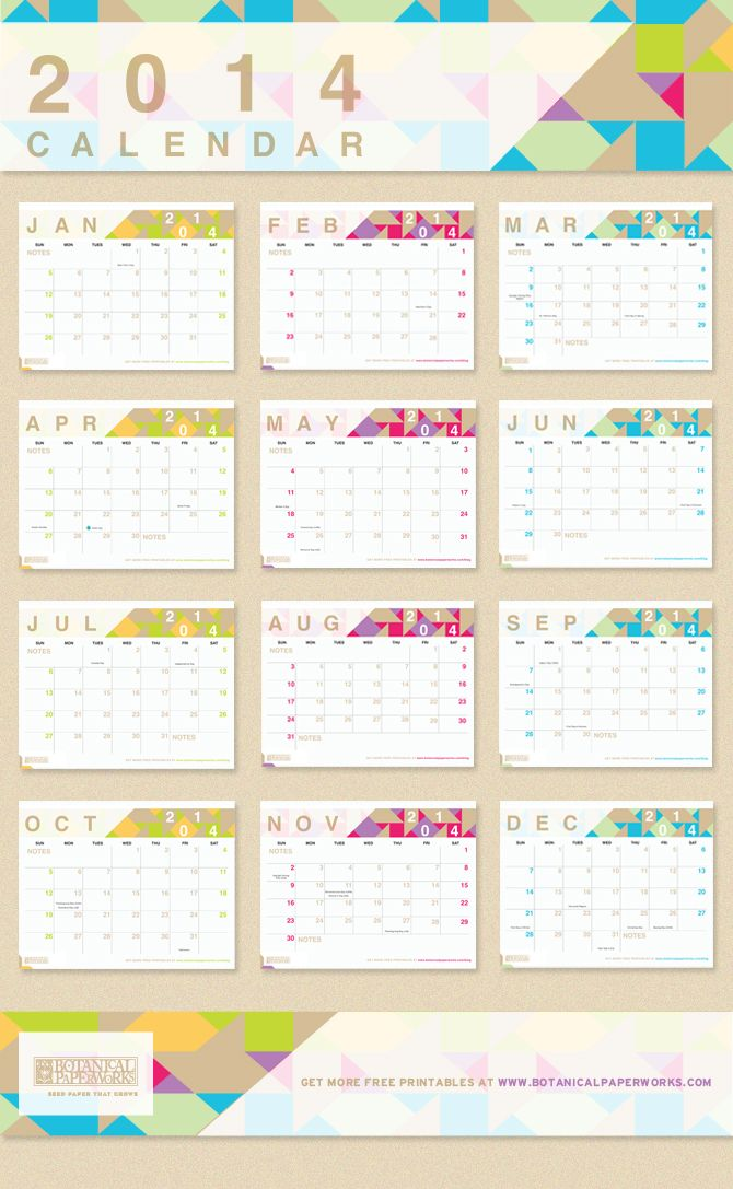 Quarterly Calendar Ideas : Best monthly calendars ideas on pinterest