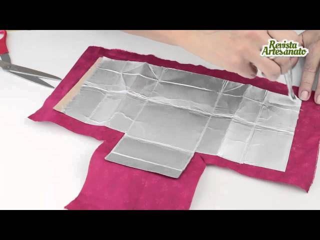 video diy comment réaliser un porte monnaie étonnant avec une brique de lait en 5 minutes :: VideoLike