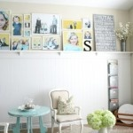 Creating Beautiful Collages and Gallery Walls to Fill Empty Spaces #springintothedream
