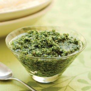 Pesto recept - Saus - Eten Gerechten - Recepten Vandaag