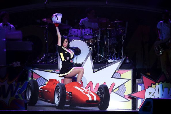 Katy Perry Photo - Katy Perry Live At Formula 1 Singapore