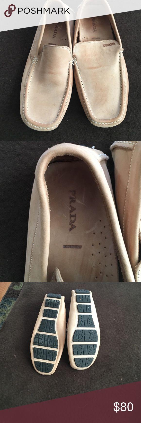 Practically brand-new men's Prada shoe Practically brand-new men's Prada shoe Prada Shoes