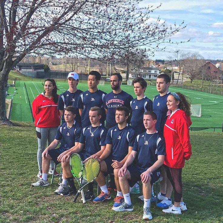 With the #spring season underway, #TodayAtLA was #GoLASpartans team photo day. Say cheese! 😁📸🧀 #GrotonMA #tennis #lacrosse #track #softball #baseball