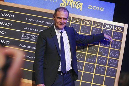 Onewstar: Edoardo Albinati vince il premio Strega