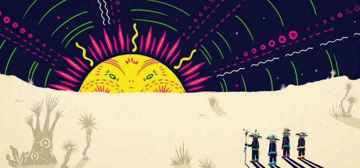 """#VIDEO 13 Mitos indígenas en relatos cortos de tres minutos para reencantarnos con las lenguas primigenias, es el vehículo del proyecto """"Sesenta y ocho voces, sesenta y ocho corazones""""."""