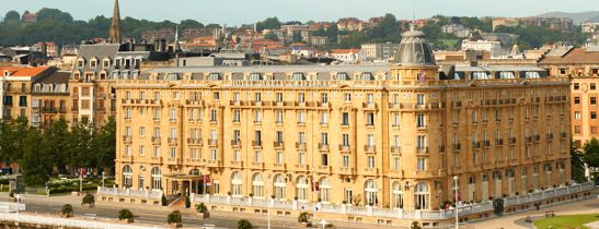 Hotel Maria Cristina, a Luxury Collection Hotel, San Sebastian - Exterior