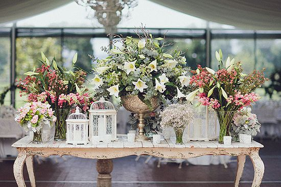 different bouquets are bad at all. Sarah and Jimmy's Terrara House Estate Wedding