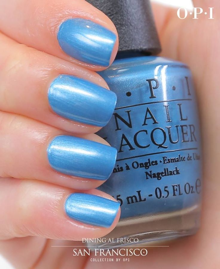 Blue Nail Polish The Block: Best 25+ Opi Blue Nail Polish Ideas On Pinterest