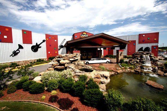 Osage casino sand springs ok