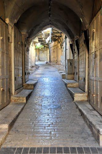 Nazaret, la ciudad vieja