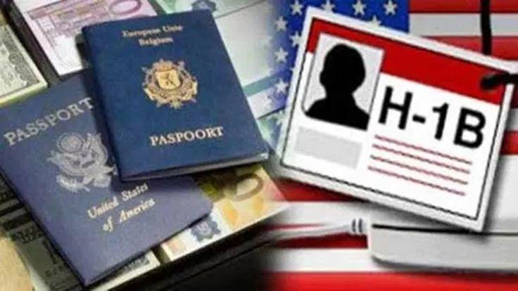 """] WASHINGTON * 18 de abril de 2017. """"Las visas H1B (#VisasTrump) son solamente para los mejores"""", dijo el presidente de los Estados Unidos, Donald Trump. A continuación firmó la orden ejecutiva con la cual comenzó la reforma del programa que regula las visas de trabajo. El decreto..."""