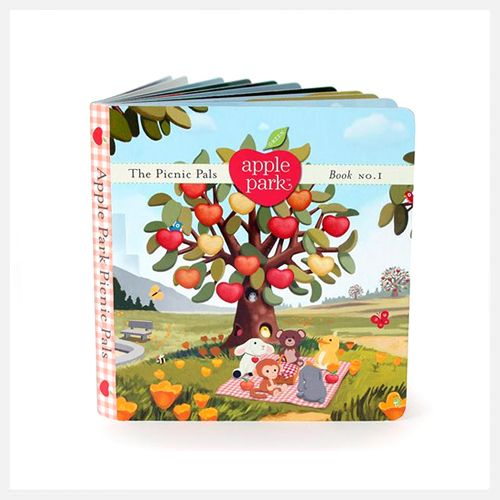 Apple Park | The Apple Park Picnic Pals Book | Book 1 at little green footprints
