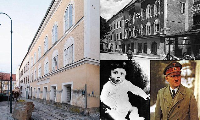 Austrian government wants to seize Adolf Hitler's birthplace