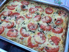Geweldige romige lasagne carbonara