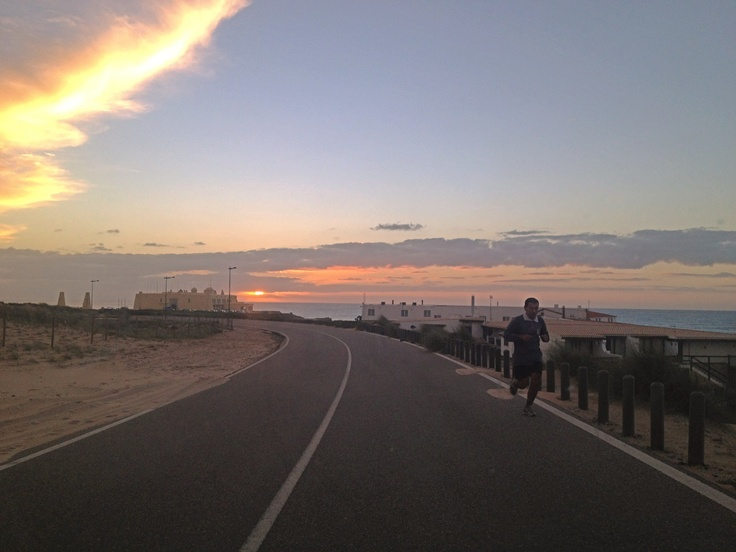 Cascais sunset Guincho