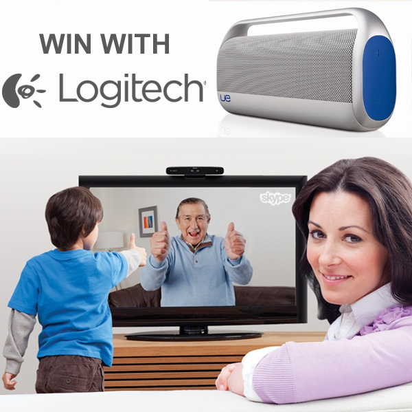 Win a Logitech Boombox or TV Cam HD: http://www.essentialbaby.com.au/win-logitech-gadgets-for-the-home (Aus only; closes June 5, 2013) #competition #Australia