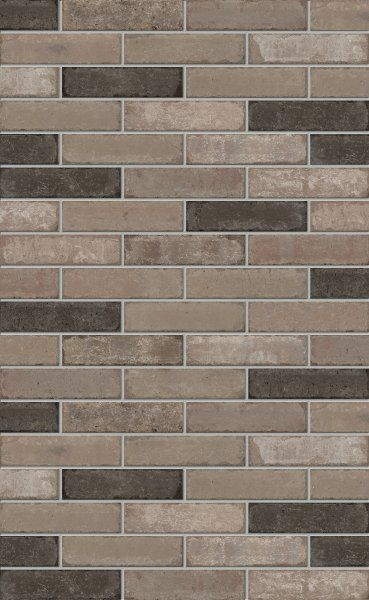 Marca Corona 1741   BrickLane nella decorazione BrickLane Olive