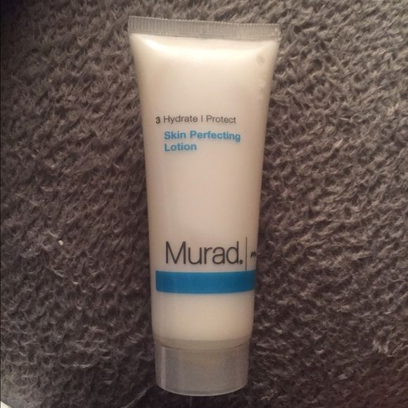 Murad skin perfecting lotion moisturizer Used once.. Perfect for acne prone skin moisturizes without clogging pores.. Hydrate and repairs skin Murad  Other