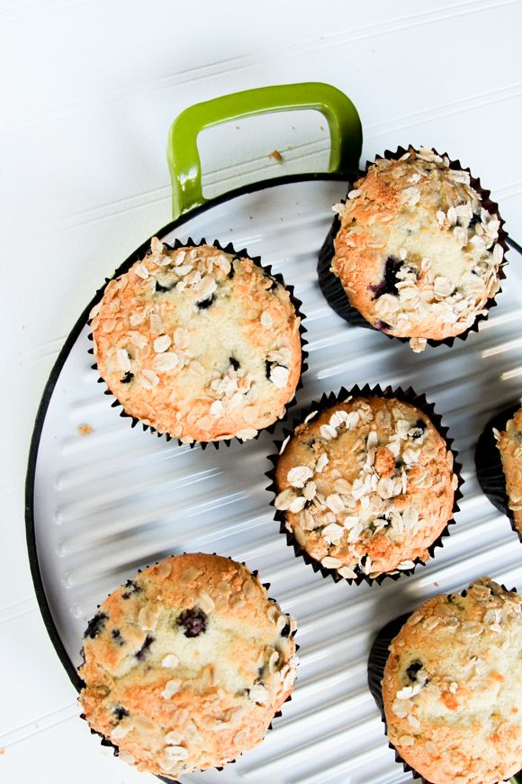 The Yummiest Blueberry Muffins You've Ever Had!