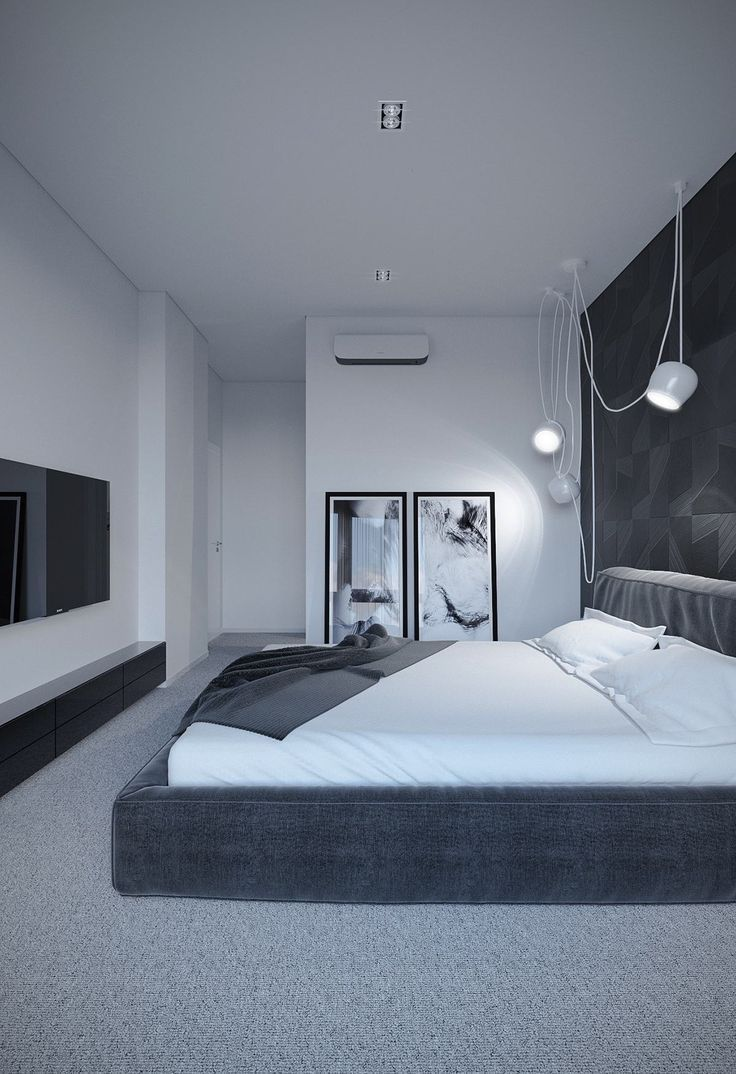 While bedrooms are the perfect place to experiment with color ...