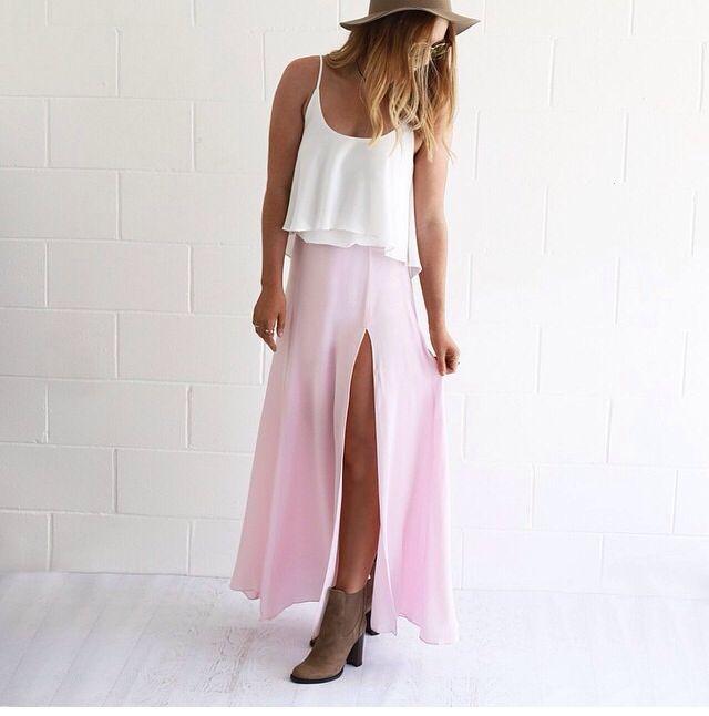 Maxi skirt!!