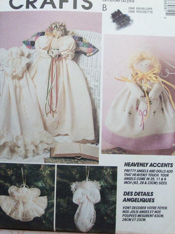 7 best Angel Crafts images on Pinterest | Angel crafts, Diy angels ...