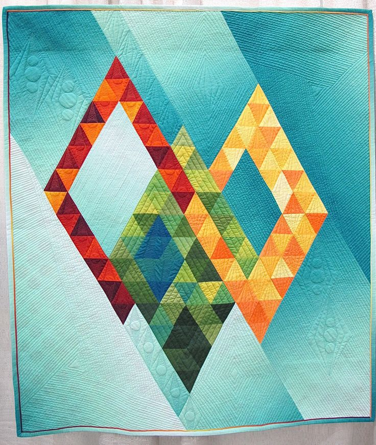 301 best quilts blocks diamonds modern and traditional quilts in this category are made using one of the ez quilting triangle templates designed by darlene zimmerman pronofoot35fo Choice Image