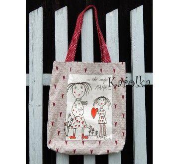 Nákupná taška - Ako Moja Mama n.2