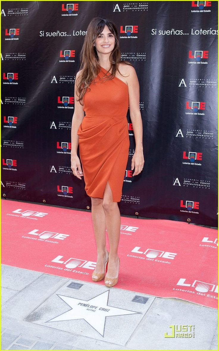 Penelope Cruz | Red Carpet Favorites | Pinterest ... Javier Bardem