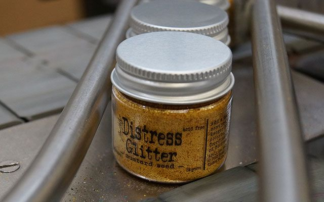 #Ranger Ink - Distress Glitter; 24 signature colors; #tim holtz   new and on their way to Serendipity