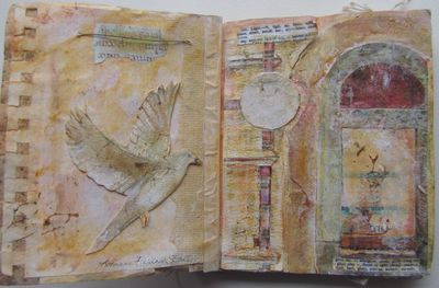 Collaging Your Story September 26 and September 27th The Healing House in Ganges Lake, Illinois AlsoA Case of Curiosities, A Mixed Media Book Arts Workshop with the amazing Seth Apter March, 2016 at the very spectacular Mabel Luhan Dodge House Taos, New Mexico