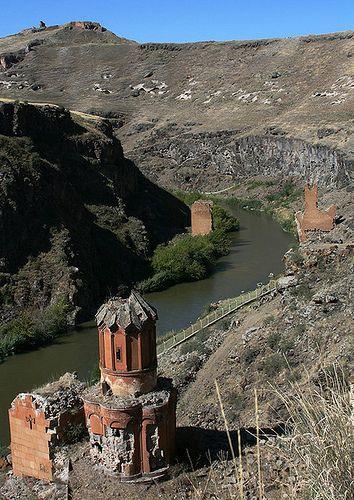 The Monastery of the Hripsimian, Ani, SE Turkey