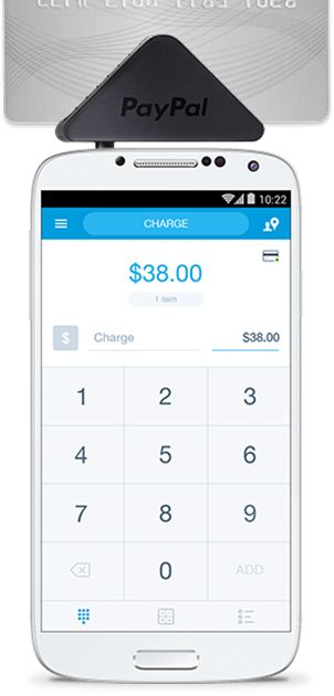 Process credit card payments on your iPhone, iPad, Android - anywhere you do business. PayPal Here, the simple way to accept credit and debit cards from PayPal.