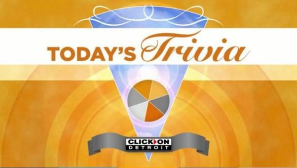Wdiv Tv Local 4 Todays Trivia Contest Win Gift Card Prize