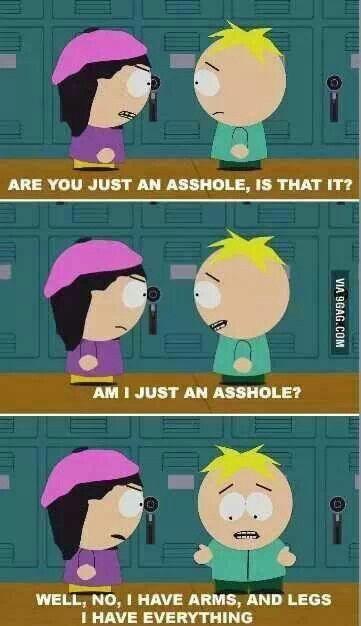 Love South Park!!